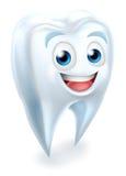 Mascotte dentaire de dent Photos libres de droits