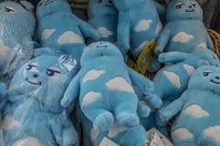 Mascotte Od Abeno Harukas Buduje Osaka Japonia obrazy royalty free