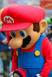 Mascottes Mario-Nuremberg Défilé-superbe 2016 de € de Toon Walkâ « Photographie stock