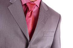 Masculine suit Stock Image