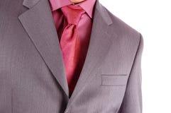 Masculine suit Stock Image