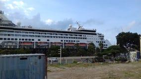 Masdaam船 库存照片