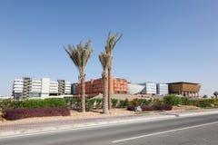 Ίδρυμα Masdar επιστήμης και τεχνολογίας Στοκ Φωτογραφίες