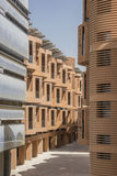 Masdar city Royalty Free Stock Image