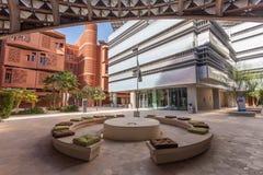 Masdar institut av vetenskap och teknik Royaltyfria Bilder