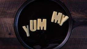 Maseł słowa - yummy zbiory