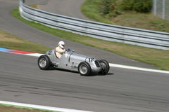 Maserati 1938 - downhill Stock Images