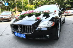 Maserati Fotografia Royalty Free