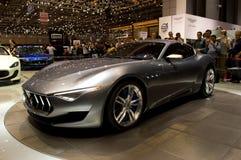 Maserati Alfieri Genewa 2014 Obrazy Royalty Free