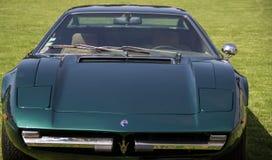 Maserati Bora. Classic 70s Maserati Bora supercar Stock Photos