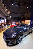 Maserati cars Paris Motor Show 2012 Royalty Free Stock Photography