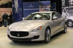 Maserati CIAS 2013年 库存图片