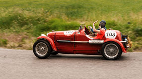 MASERATI 4 CS 1500  1934 Royalty Free Stock Photos