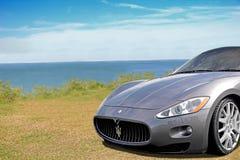Maserati de lujo del supercar fotografía de archivo libre de regalías