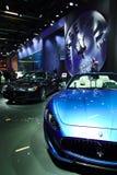 Maserati en los coches de IAA fotografía de archivo libre de regalías