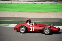 1954年Maserati 250F 2523惯例1汽车 免版税库存照片
