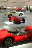 Maserati 250 F - expo de centenaire de Maserati Images stock
