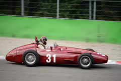1954 Maserati 250F 2523 Formula 1 car Royalty Free Stock Photo