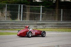 1954 Maserati 250F 2523 Formula 1 car Stock Photography