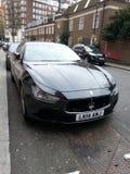 Maserati Royalty Free Stock Images