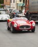 Maserati A6 GCS /53 Fantuzzi 1954 Images libres de droits