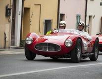 Maserati A6 GCS/53 Fantuzzi 1954 Photo stock