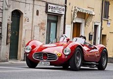 Maserati A6 GCS/53 Fantuzzi 1954 Imagens de Stock Royalty Free