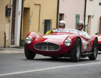MaseratiA6 GCS/53 Fantuzzi1953 Stock Photography