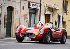 MaseratiA6 GCS/53 Fantuzzi1954 Royalty Free Stock Images