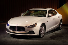 Maserati Ghibli Stock Afbeeldingen