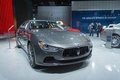 Maserati Ghibli Stock Photo
