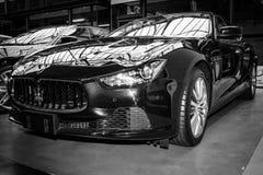 Maserati Ghibli (M157) Stock Fotografie