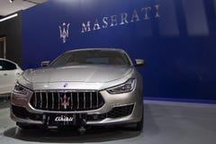 Maserati Ghibli royalty-vrije stock foto's