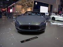 Maserati Gran Cabrio Stock Photo