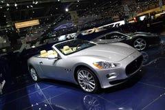 Maserati Gran Cabrio durch Pininfarina Lizenzfreie Stockfotos