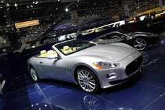 Maserati Gran Cabrio by Pininfarina Royalty Free Stock Photos