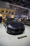 Maserati Gran Turismo S Automatic Stock Photography