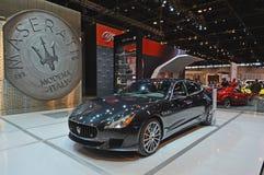 Maserati Gran Turismo TTC Stock Photography