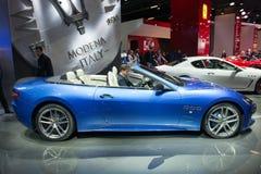Maserati GranCabrio Royalty Free Stock Photography