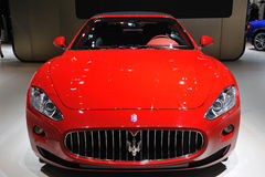Maserati-grancabrio Front Stockfotografie