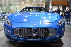 Maserati GranCabrio Sportscar Obraz Stock