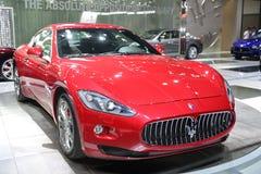 Maserati GranCabrio Sportscar Stock Images