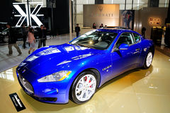 Maserati GranTurisma sports car Stock Photo