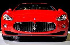 Maserati Granturismo Stock Afbeelding