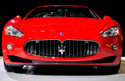 Maserati Granturismo Stock Image