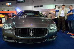 Maserati GranTurismo Stock Photography