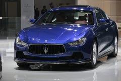 Maserati GranTurismo Image libre de droits