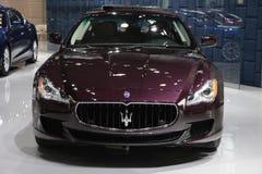 Maserati GranTurismo Lizenzfreie Stockbilder