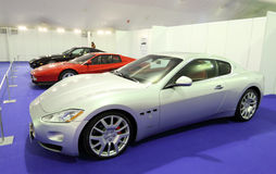 Maserati GranTurismo Royalty Free Stock Image