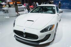 Maserati GranTurismo MC fotografia stock